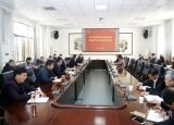淮北师范大学党委理论学习中心组开展深化三个以案警示教育专题学习