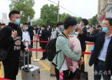 安庆皖江中等专业学校非毕业年级学生有序返校复课