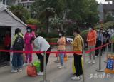 淮北卫生学校第二批学生安全返校