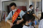 心手相牵共克时艰安徽商贸职业技术学院为学生解决燃发之急