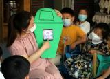 亳州幼师附属园:垃圾分类我先行,争做环保小小兵