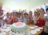 亳州幼师附属园:快乐六一 文明环保