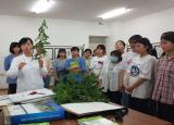 亳州中药科技学校深化校企合作共建药用植物腊叶标本馆