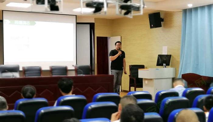 亳州工业学校举行班级管理经验分享会,给老田的一封信亮了!