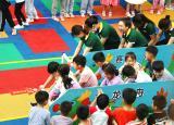 亳州幼师第一附属幼儿园:划龙舟 习民俗 迎端午