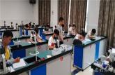 以考提能天长市工业学校组织学生参加技能考核