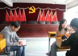 巢湖学院工商管理学院赴柘皋镇开展一院一镇一品推进会