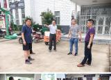 淮北师范大学赴砀山县定点帮扶村开展集中走访帮扶活动