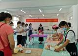亳州中药科技学校助力专项技能赛事助推家政服务创新