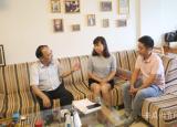 蚌埠学院组织开展集中走访帮扶月系列活动