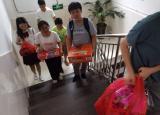 池州学院大学生暑假社会实践:播撒爱心在行动