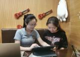 安徽蚌埠学子三下乡:助力网络教学,促进在线教育