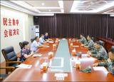 滁州学院走访慰问共建部队