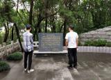 滁院學子暑期三下鄉赴蕪湖紅色之旅,傳承紅色文化