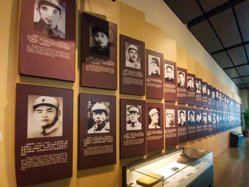 池州学院学子赴合肥渡江战役纪念馆参观学习