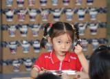 亳州幼师附属园:用餐文明从娃娃做起