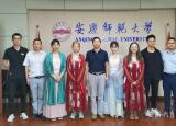 安庆师范大学创业团队获全国大学生电子商务三创赛特等奖