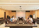蚌埠学院与安徽理工大学签约联合培养硕士研究生