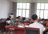 安徽工业大学青年志愿者响应号召,积极参与抗洪