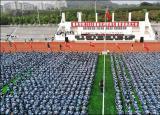 滁州学院4700余名新生开启大学第一课