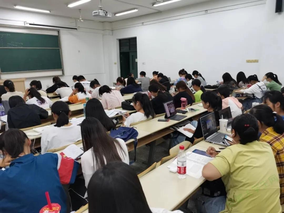 安农学子主题班会-新学期,新气象,新要求