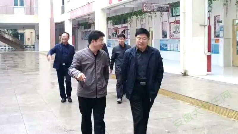 亳州学院附属学校科创工作受到市科协领导赞扬