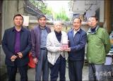 滁州学院老教师获中国人民志愿军抗美援朝出国作战70周年纪念章