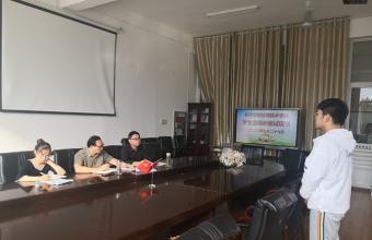 蚌埠学院应用技术学院首届学生会成立