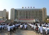 安庆皖江中等专业学校好习惯成就大梦想演讲比赛精彩纷呈
