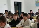 阜阳师范大学领导班子深入思政课堂一线听课授课