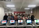 崇尚一技之长不唯学历凭能力淮南职业技术学院举行电商PS技能比赛