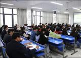 滁州学院深入课堂听思政课