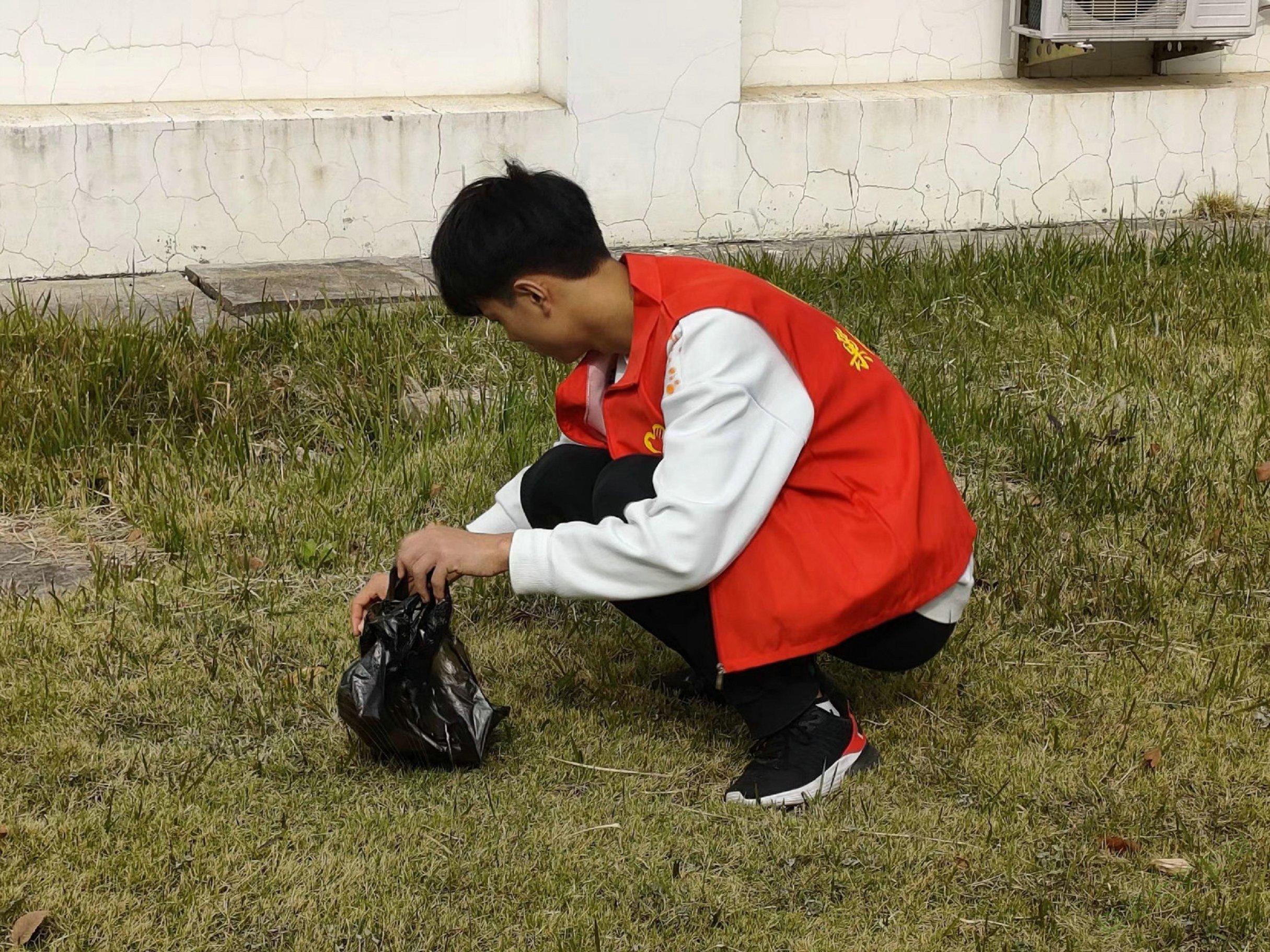 校园清扫活动