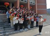 宪在进行声入人心淮南师范学院多措并举奏响宪法宣传大合唱