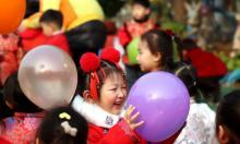 安徽亳州:快乐校园 喜迎新年