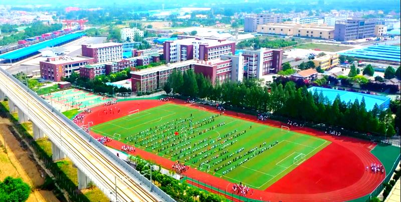 """亳州工业学校:""""福牛""""真""""福气"""",班级空调都装上了"""