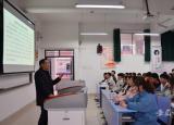 淮南师范学院深入课堂为学生讲授形势与政策课