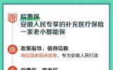 安徽省普惠型补充医疗保险皖惠保来了!低至每年66元人