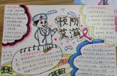 巢湖学院经法青协开展亲爱热爱系列活动之为艾作画活动