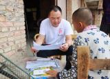 热心公益的公益义工人 记福建省泉州市永春县第四中学副书记郑章木