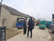 走访蚌埠梨园村——探索特色产业扶贫道路