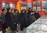 淮南师范学院教师党员从红船精神中汲取磅礴力量
