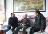 蚌埠学院看望慰问离退休老干部和困难教职工