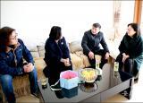 滁州学院侨联走访慰问归侨侨眷及归国留学人员