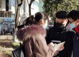 安财法治文化基层宣讲团:街道微宣讲,共建文明社区