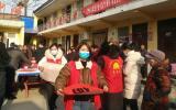 皖北书画院为牛集村民送福助力文化惠民
