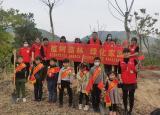 植树造林、绿化晋江——晋江青年志愿者义务植树活动