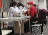 医路长行,安医大第一临床医学院志愿者助力健康监测