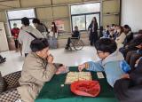 学雷锋精神,展志愿风采——合肥职业技术学院青年志愿者联合会开展爱心助老活动