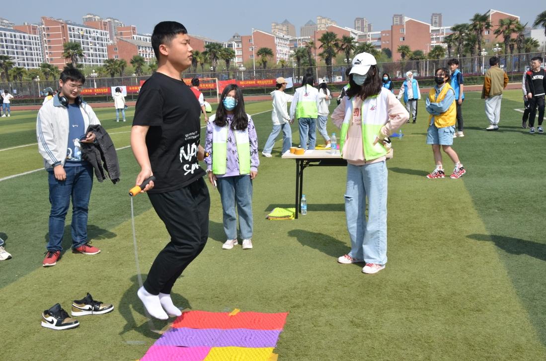 公共卫生学院趣味运动会圆满举行